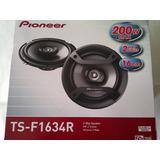 Parlante Pioneer Ts-1634s 200wts Nuevo Y Sellado, Playsound