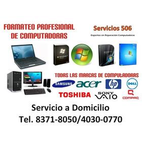 Reparación De Computadoras Y Laptops Santo Domingo