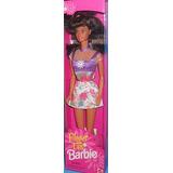 Barbie Teresa Flower Fun