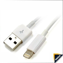 Cable Usb Cargador Para Iphone 5 - Importadores Directos
