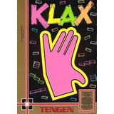 Klax (completo) - Nes