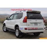Repuestos Toyota Land Cruiser Prado