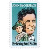 Us Sc #2090 - 1984 20c John Mccormack Con Matasello.