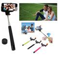 Wireless Bluetooth Monopod Selfie Stick *comp. Gopro Hero