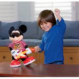 Fabuloso Mickey Canta Y Baila Rock N' Roll !!!