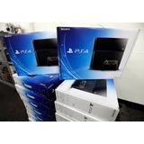Playstation 4 Ps4 500gb + 7 Jgs + Credix Minicoutas