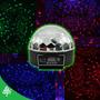 Esfera De Cristal Led Dmx Audioritmica Discomovil Bares Djs