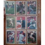 Tarjetas Beisbol Topps Y Uper Deck