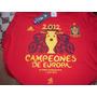 Camisa Talla L España Campeón Euro 2012 C/ 3 Años De Campeon