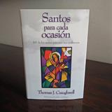Libro Católico Santos Para Cada Ocasión / Biblias Familiares