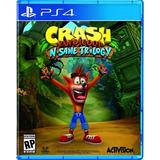 Crash Bandicoot N Sane Trilogy Playstation 4