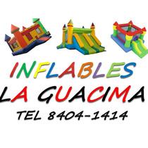 La Guacima Inflables Y Golosinas