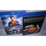 Vendo  Bluray De   Superman Y Superman 2
