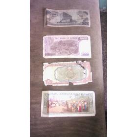 Coleccion De Billetes Varios