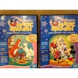 Colección Dvd's  Disney Magic English, Como Nuevos