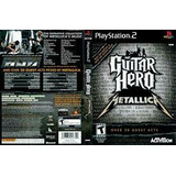 Guitar Hero Metalica Ps2