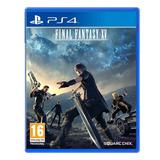 Final Fantasy Xv Ps4 Nuevo Sellado Tienda Física Movilshopcr