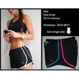 Nike Short Correr Mujer (licras Tenis Tacones Y Botines)