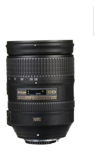 Nikon Af-s Nikkor 28-300mm 3.5-5.6g Vr Zoom Lens