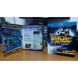 Película   Blue-ray Back To The Future  Trilogy