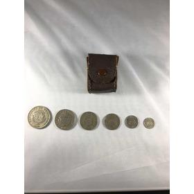 Coleccion De Monedas De Costa Rica
