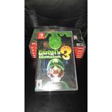 Luigi Mansion 3 Nintendo Switch Nuevos & Sellados Fabrica