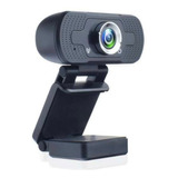 Webcam Camara Web Full Hd Con Micrófono
