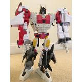 Transformers Aerialbots Superion Ju Jiang Jet Commander