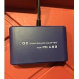 Corvertidor Controles Gamecube Usb Pc/mac