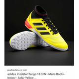 Tenis adidas Predator Originales