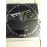 Dvd Beethoven Symphony 9. Daniel Barenboim. Divan Orchestra
