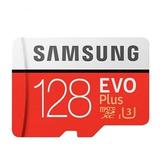 128gb Micro Sd Samsung U3 Evo Plus 100/60 Mbps Excelente Vel