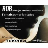 Rob Masajes Tantricos Y Orientales