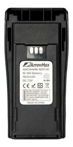 Batería Para Radios Motorola Ep450 / Dep450   1600mah / 7.2v