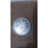 Dollar Usa De Plata Del Año 1886 Atención Coleccionistas !