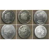 Monedas Arbolito 5,10,25 Centavos