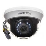 Cámara Hikvision Dome Hd Cctv Color Día/noche 1080p/2mp Icb