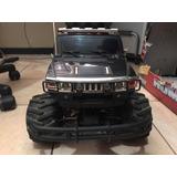 Carro Control Remoto Hummer H1