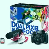 Canon Eos M50 Video Creator Kit Financiamiento - Inteldeals