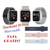 Smartwatch  Reloj Inteligente F11 Nuevo Modelo! Faja Gratis