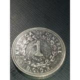 Monedas Antiguas Costa Rica