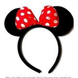 Diadema De Minnie Mouse