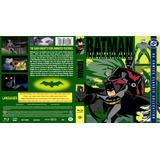 Batman Coleccion De Películas De La Serie Animada Bluray Hd.