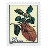 Us Sc #3126 ¿ 1997 32c Citron, Usada Con Matasello.