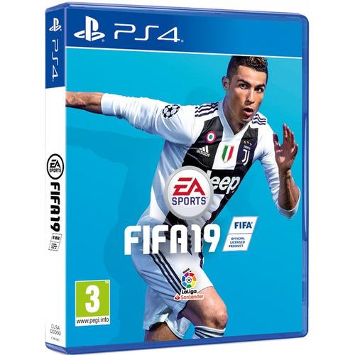 Fifa 19 2019--  Playstation 4 -- Ps4 -- Nuevo Y Sellado Fab