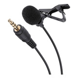Lavalier Microfono De Solapa Para Celular, Tablet, Etc