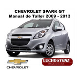 Chevrolet Spark Gt Manual Taller Reparacion Diagramas 10-14