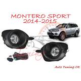Halogenos Mitsubishi Montero Sport 2014-2015