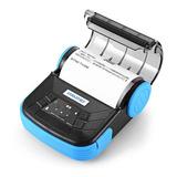 Promo Impresora Termica 80mm Bluetooth Portatil Inalambrica