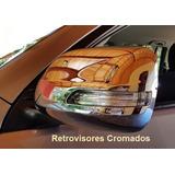 Retrovisores Cromados Para Prado 2019 - 2010
